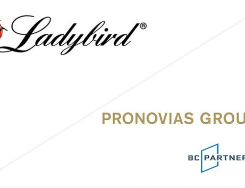 Sale of Ladybird to Pronovias, backed by BC Partners